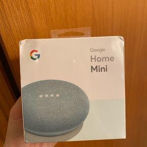 Google Home Mini- Brand New, Unopened